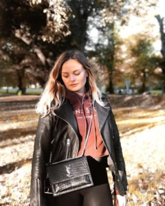 Chloe Carno, european fashion