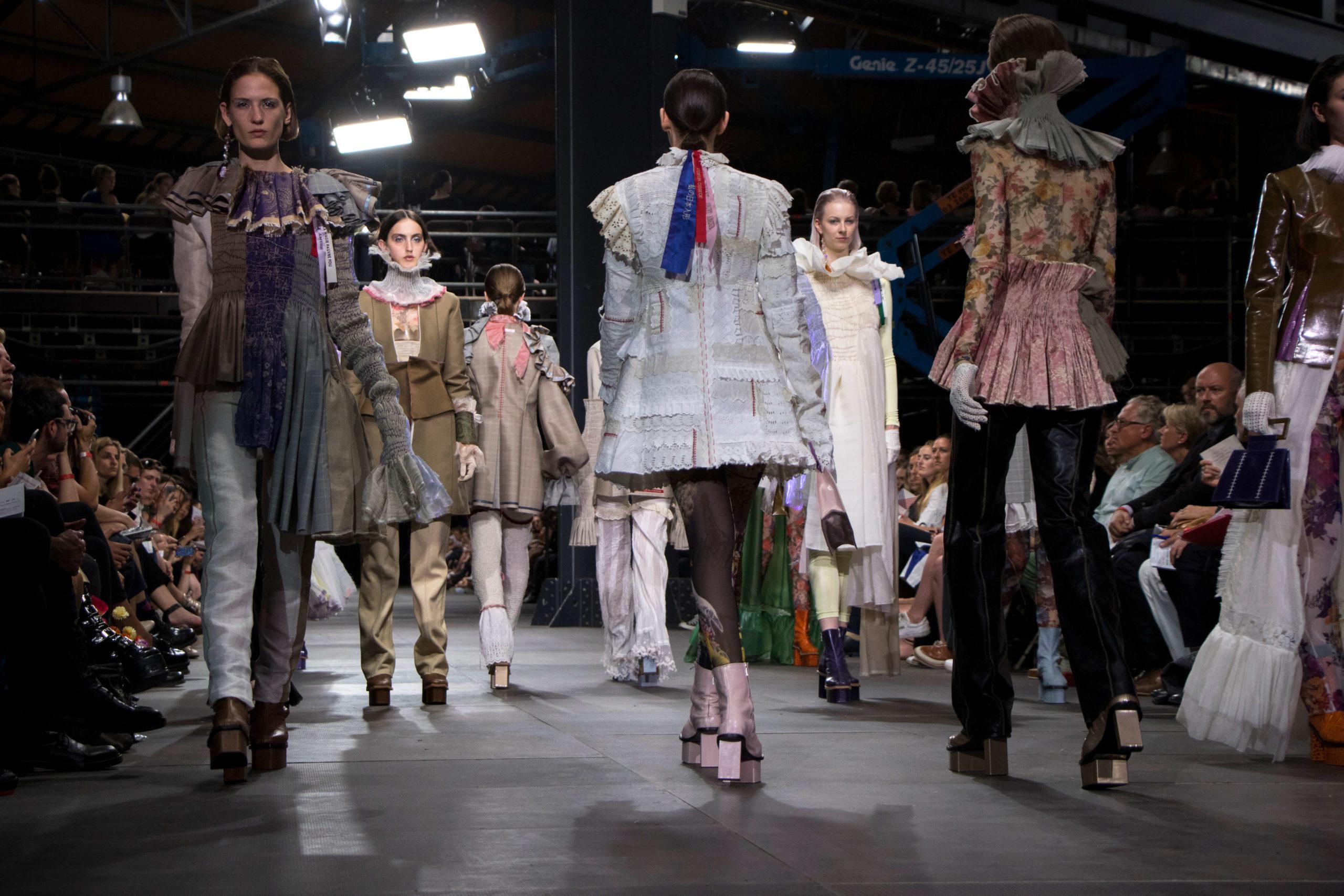 Digital technology NJAL fashion, technology in fashion