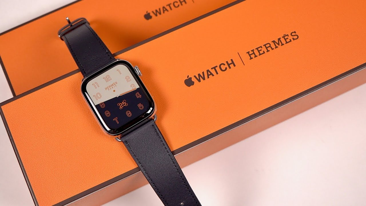 technology and fashion, hermes, apple watch