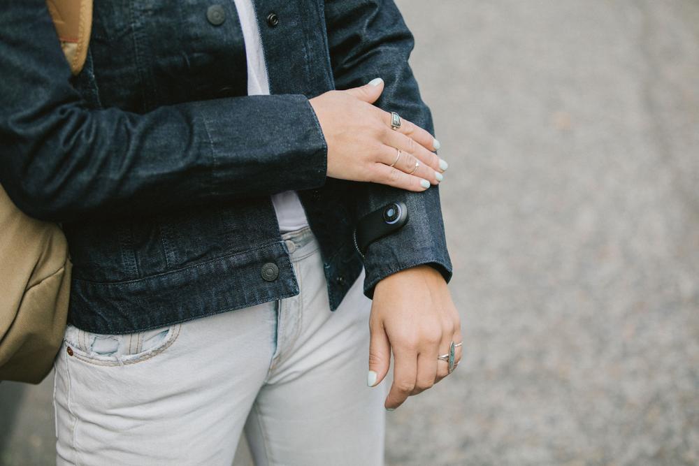 technology and fashion, levi commuter jacket, smart denim jacket, smart jacket, google jacket,