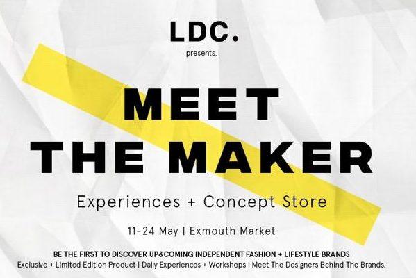 meet the maker london concept store