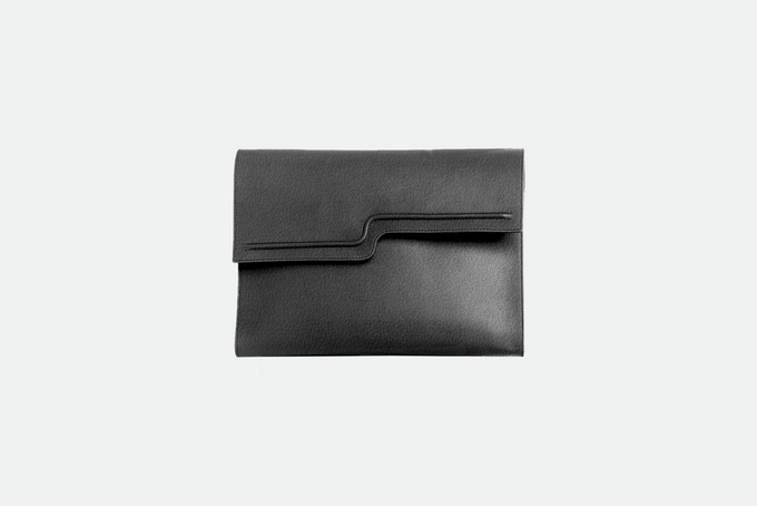 Hand bag luxury leather premium upcycled sustainable, eco-friendly bags, rusee