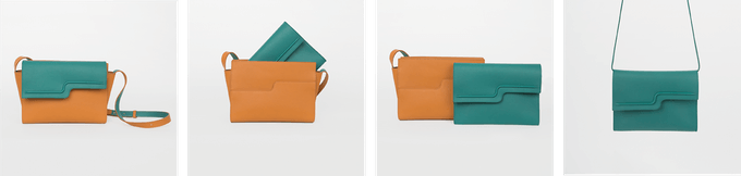 Hand bag-luxury-leather-premium-upcycled-sustainable, eco-friendly bags