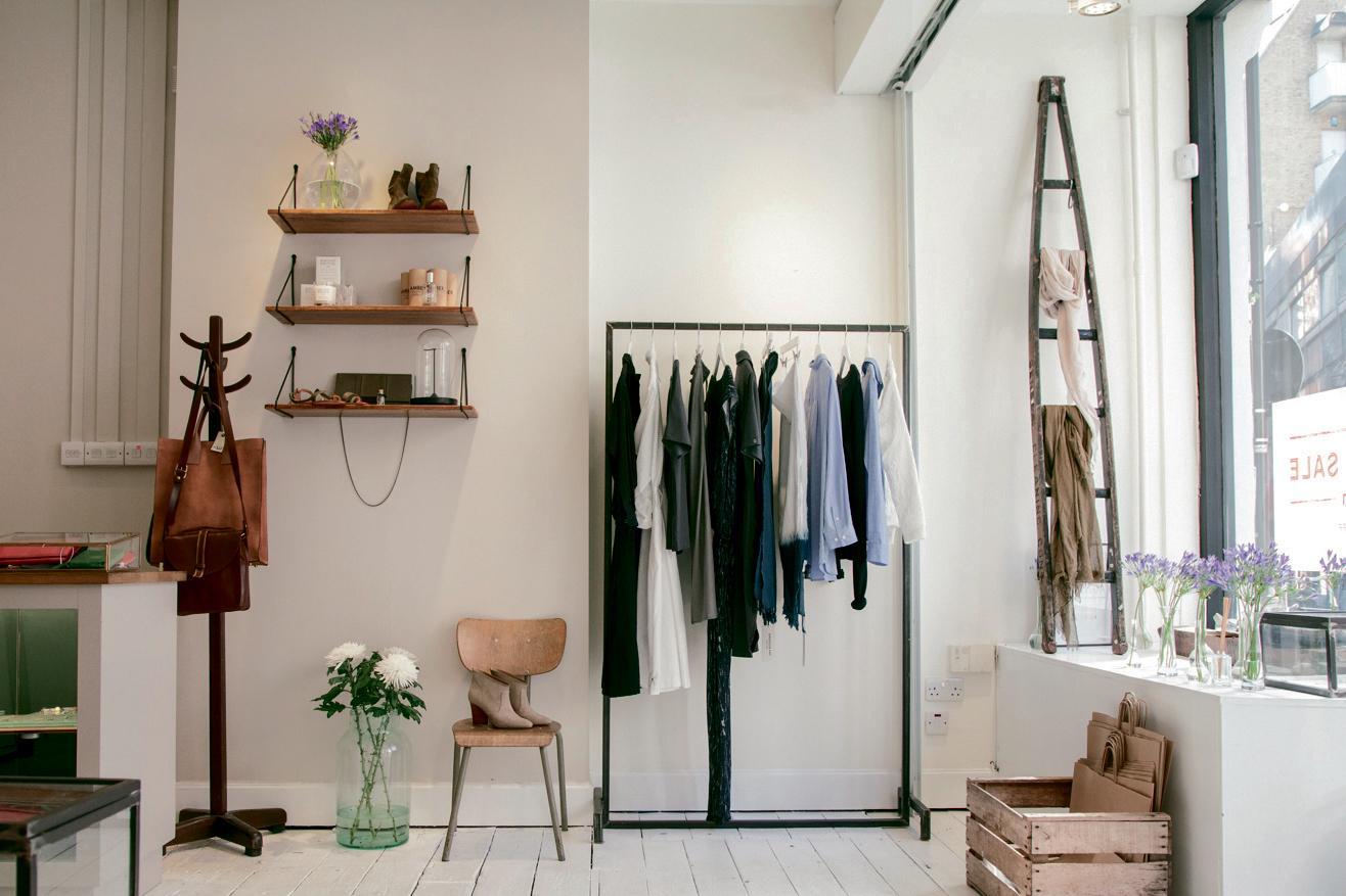 kj's laundry, london, london boutiques, london soho