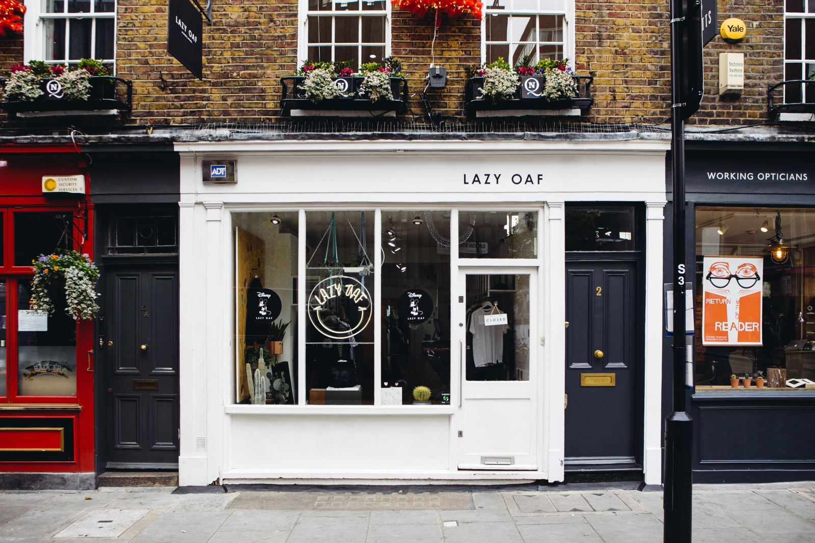 The Lazy Oaf, The Lazy Oaf london, london, london boutiques, shopping in london