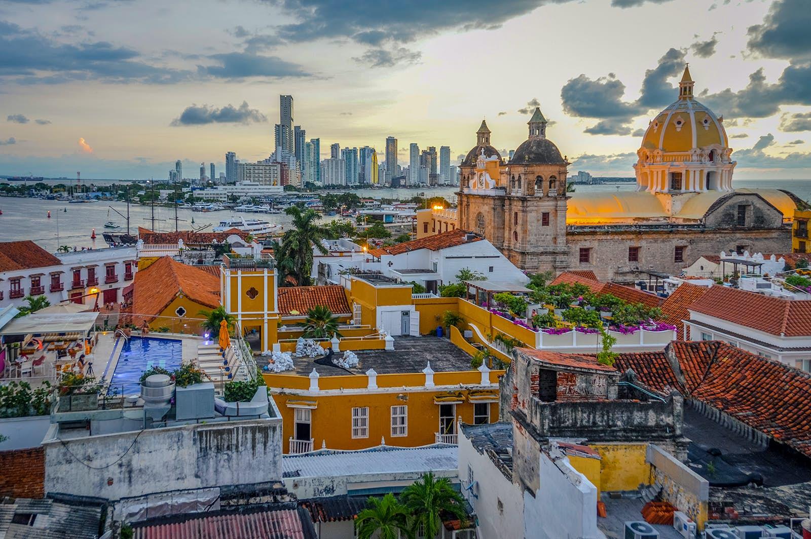 Cartagena, Cartagena colombia, colombia