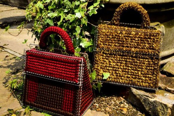 0711 TBILISI – Emerging Georgian Designers Breaking the Fashion Mould with Woven Bags