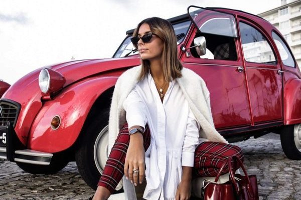 Fashion influencer Patricia shares her passions of fashion