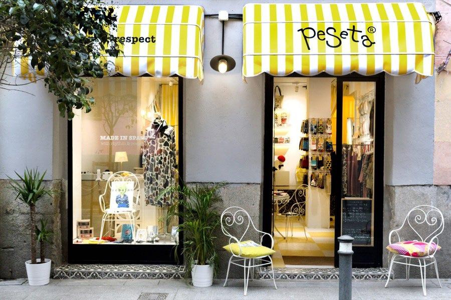 PeSeta Madrid, Madrid, designers of Madrid