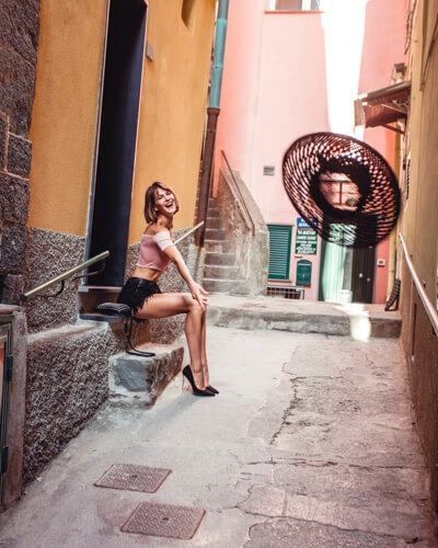 fashion and travel