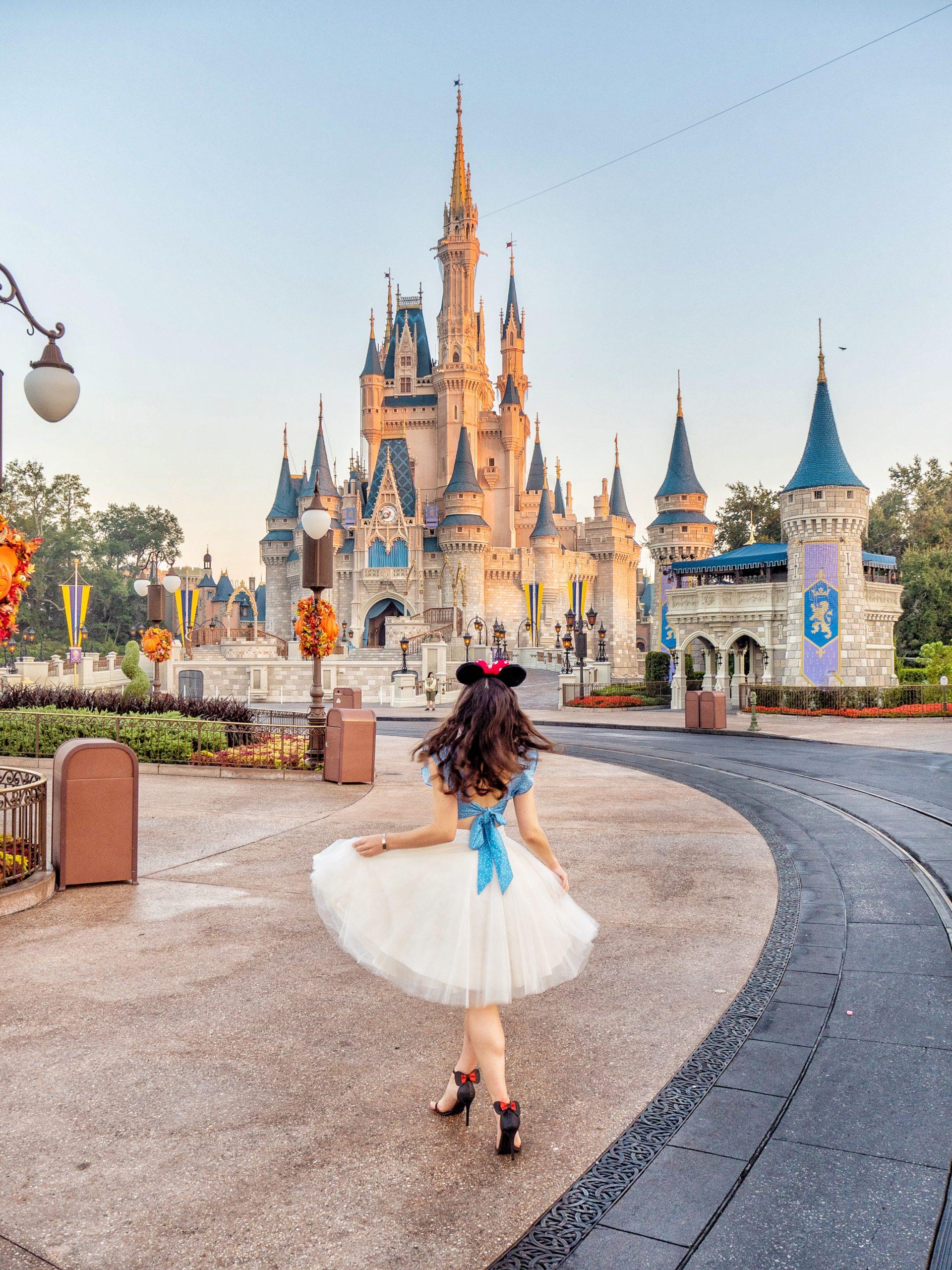 Jordan Brown, Disneyland,