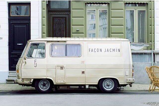 Façon Jacmin, Façon Jacmin truck