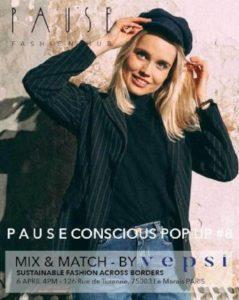 conscious pop-up