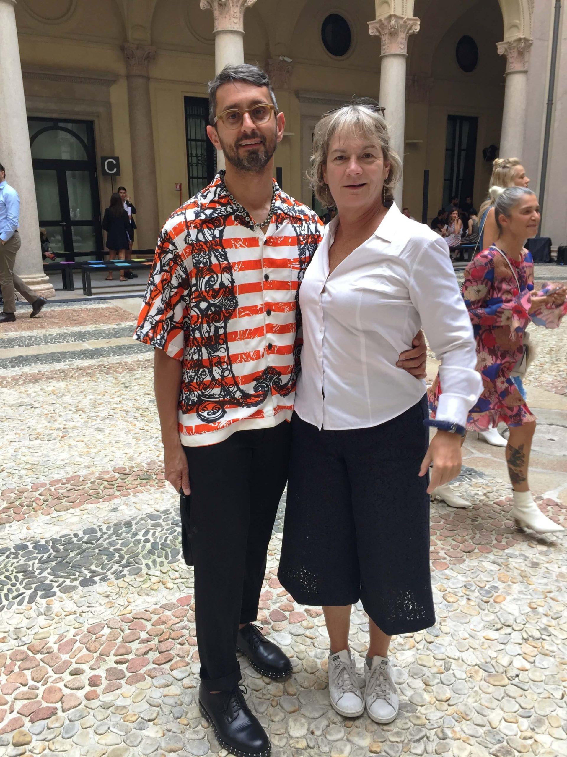 Simone Marchetti, Eleonora Attolico