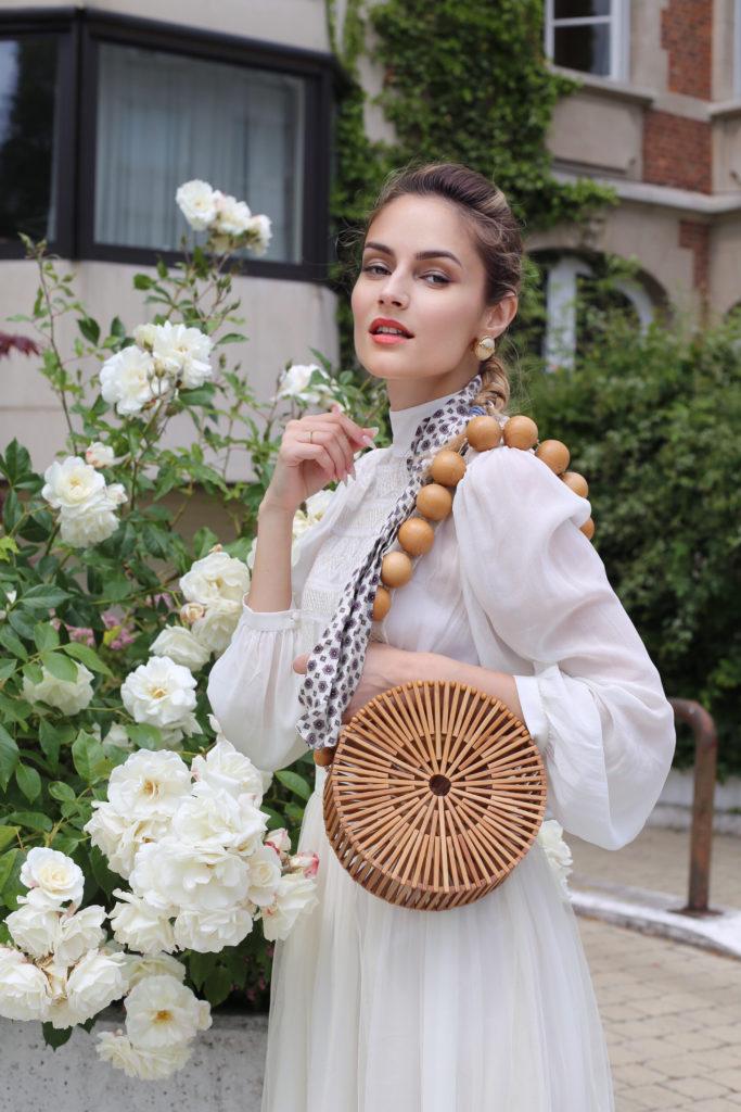 Fashion influencer, by ruxandra