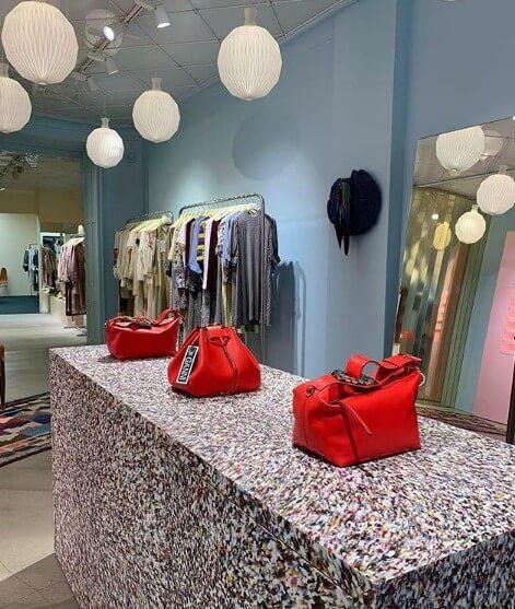 Shop at Bluebird, ganni