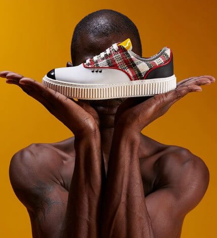 Frédéric Robert, stylish shoes