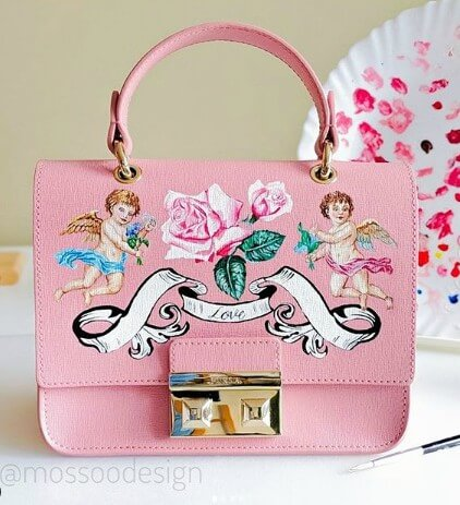 personalized leather good