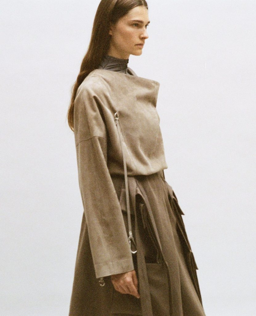 The quintessential French fashion house Le Maire bundles passion, understated cuts and superior materials into sophisticated Parisian pieces.