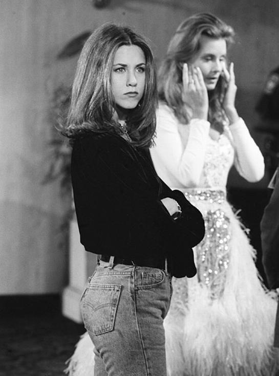 jeniffer aniston, European fashion, 1990s