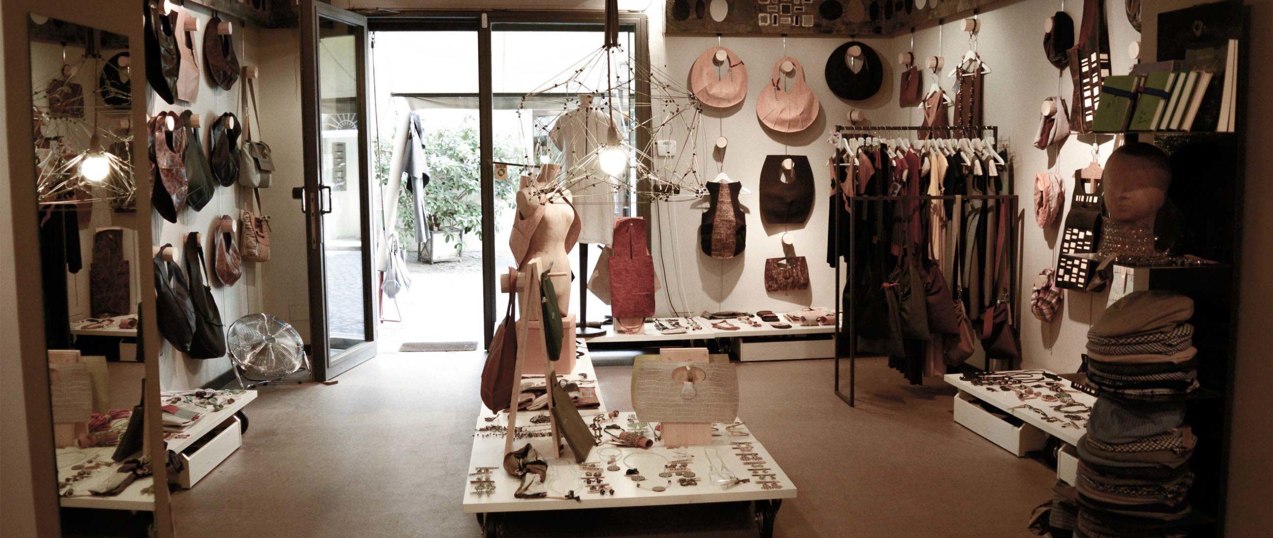 Rome's best boutiques