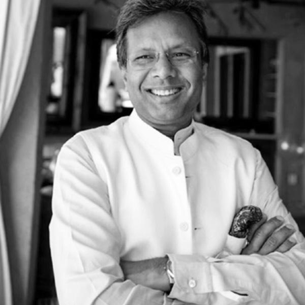 Ashish Saraf, team advisor