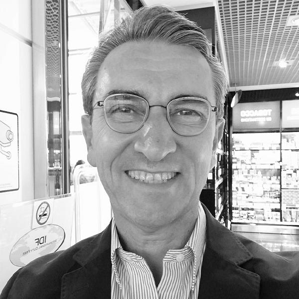 Dirk Luyten, team advisor